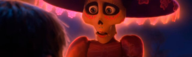 Pixar's 'Coco' Trailer Goes to Land of the Dead