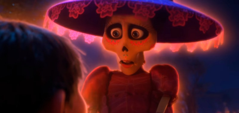 Disney-Pixar's 'Coco' takes place during Day of the Dead (Dia de los Muertos).
