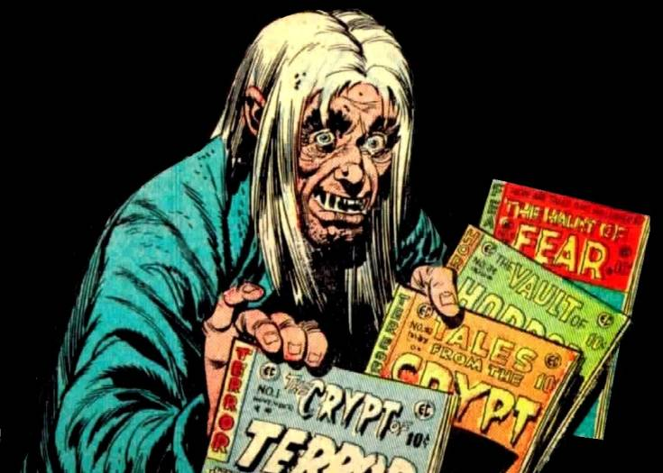 EC Comics 'Tales from the Crypt' - The Crypt Keeper