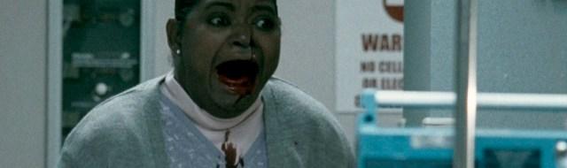 Octavia Spencer is Nurse Daniels in Rob Zombie's 'Halloween II' (2009).