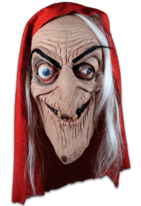 EC Comics 'Tales from the Crypt' Old Witch mask by Trick or Treat Studios
