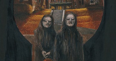'The Halloween Children' are Watching in Suburban Horror Novel
