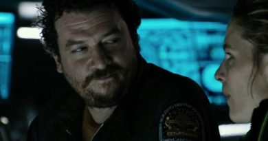 Danny McBride stars in 'Alien: Covenant'.