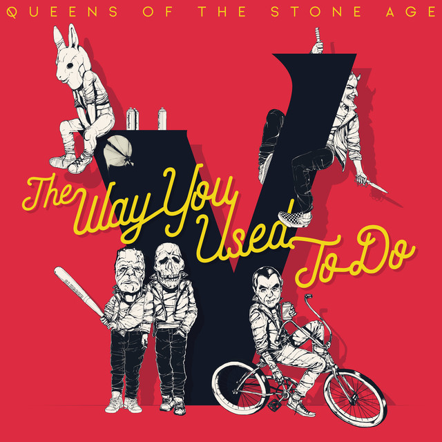 queens-of-the-stone-age-the-way-you-used-to-do-vintage-halloween-single-art