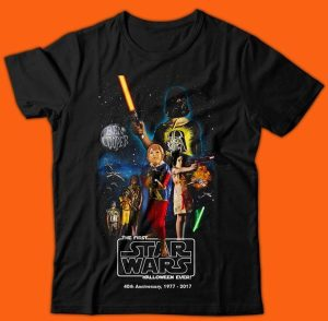 Ben Cooper 'Star Wars' 40th anniversary shirt.