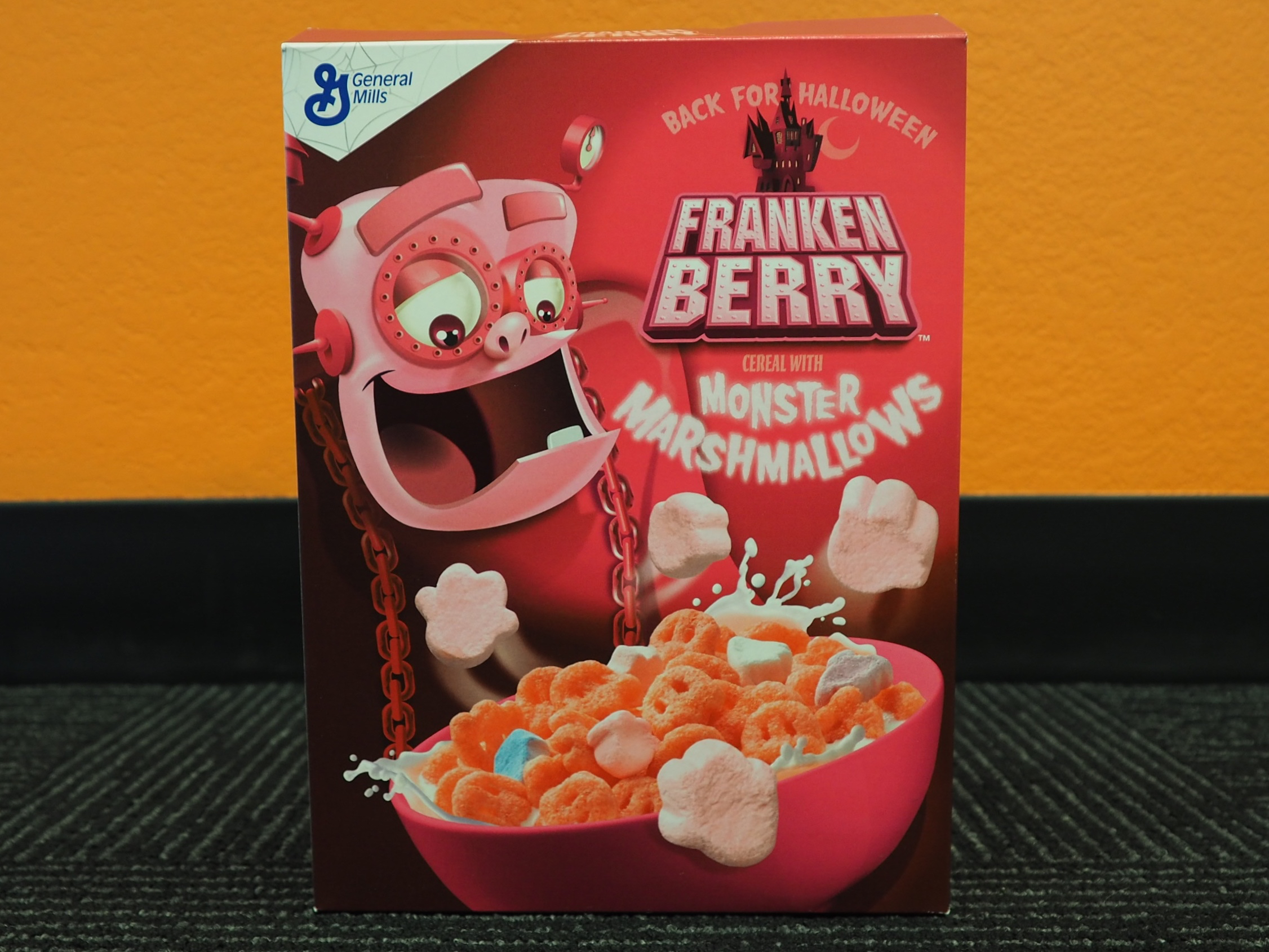 General Mills Monster Cereals Return for Halloween 2017 ...