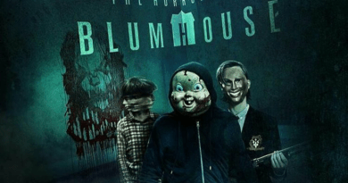 Horrors of Blumhouse at Universal Halloween Horror Nights