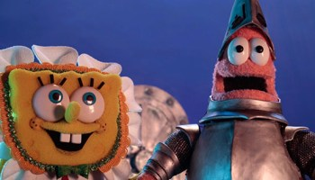 SpongeBob SquarePants' Stop-Motion Halloween Special Announced ...