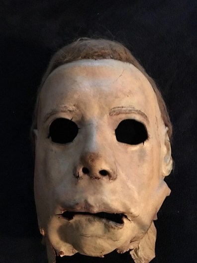 'Halloween' Michael Myers H1/H2 Hero Mask (photo courtesy of Mark Roberts/MichaelMyers.net)