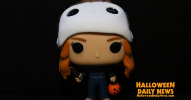 Halloween Toys: 'Stranger Things 2' Max as Michael Myers Funko Pop Figure [Photo Gallery]