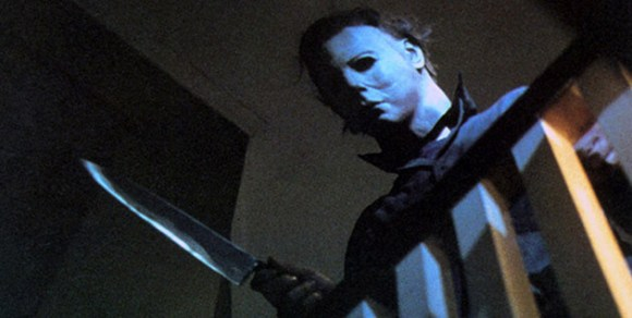 Nick Castle is Michael Myers again in 'Halloween' 2018.