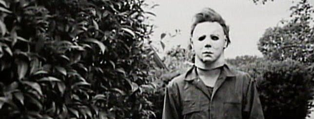 Nick Castle as The Shape in Halloween. photo by Kim Gottlieb-Walker