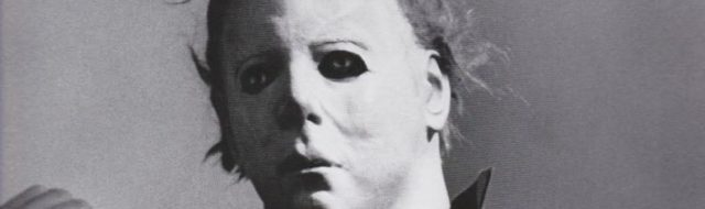 Nick Castle as Michael Myers in 'Halloween'. (photo by Kim Gottlieb-Walker)