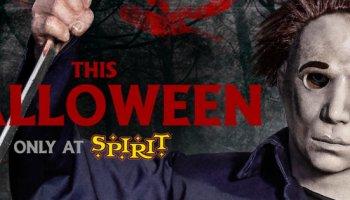 spirit halloween announces new 2018 michael myers animatronic prop