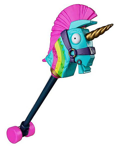 fortnite-rainbow-smash-pickaxe-from-spirit-halloween