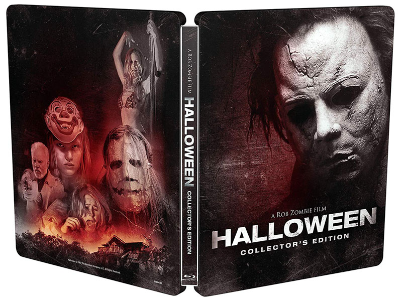 Is Halloween 2007 Connected To Halloween 2020 Halloween' 2007 Steelbook Collector's Edition Blu ray Coming this