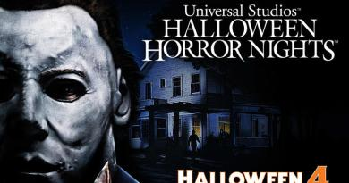 'Halloween 4' Mazes Bring Michael Myers to Universal Halloween Horror Nights