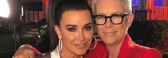 Watch Kyle Richards Interview Jamie Lee Curtis About 'Halloween'