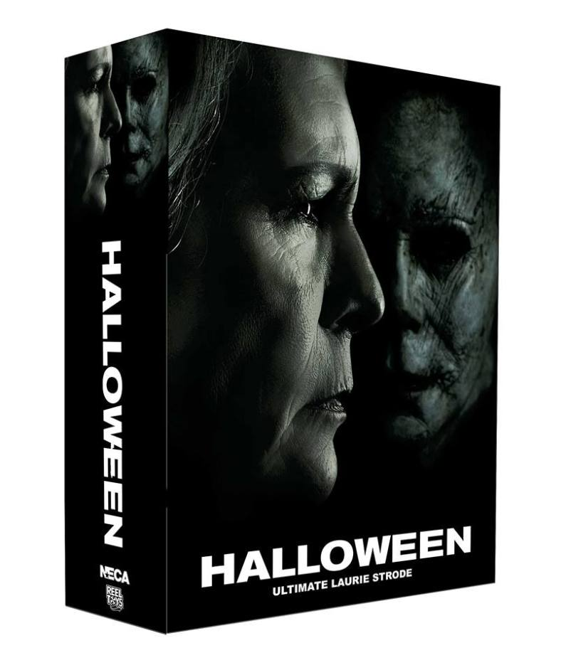 Laurie Strode 'Halloween' 2018 figure by Neca-06