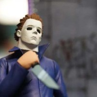 Neca Previews New Toony Terrors Michael Myers Figure