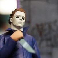 Neca Previews New Toony Terrors Michael Myers Figure