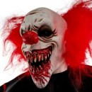 Crouchy Evil Clown Animatronic Coming to Spirit Halloween
