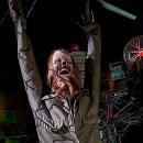 Tortured Torso Animatronic is Bound at Spirit Halloween