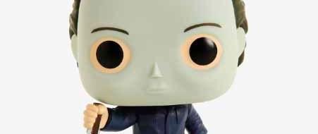 Halloween H20 Convention 2020 Halloween H20' Michael Myers Funko Pop! Figure Hits Hot Topic