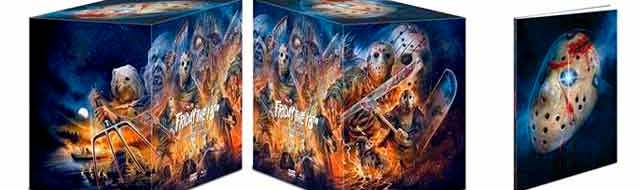 Halloween 2020 Blu Ray Dvd Friday the 13th' Complete Blu ray Collection Coming from Scream
