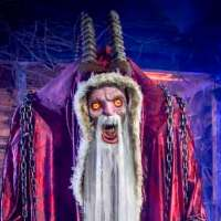 Spirit Halloween's 2020 'Krampus' Collection Celebrates Holiday Horror