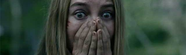 Charlotte Vega stars in 'Wrong Turn' (2021).