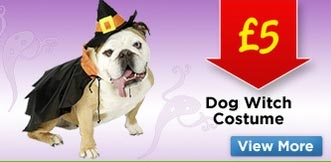 asda halloween dog costume