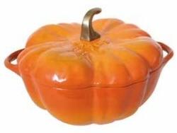 Cocotte - Pumpkin Halloween cookware