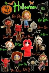 halloween my string dolls
