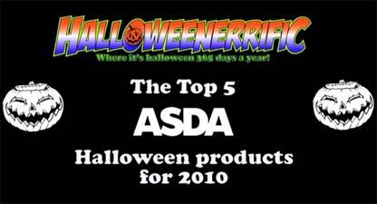 asda halloween 2010