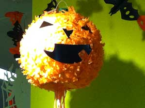 Marks and spencer halloween pinata