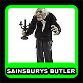 Sainsbury's butler