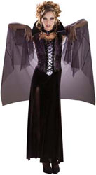 fancy dress halloween midnight vampira