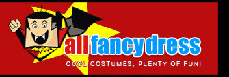 all fancy dress halloween