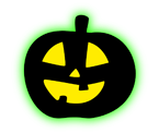 Halloween pumpkins jack o lantern