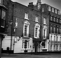 haunted hotels white hart