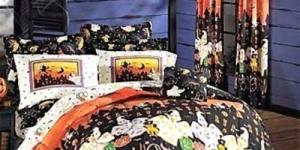 halloween bedroom decorations
