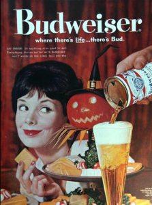 Budweiser Halloween