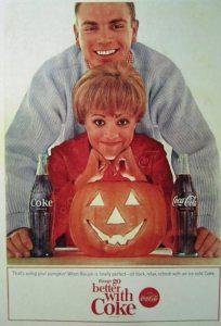 coke coca cola halloween