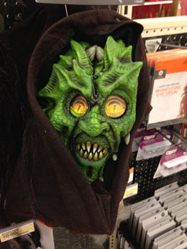 Target mask