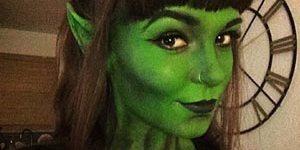 l gore fx 2 halloween makeup