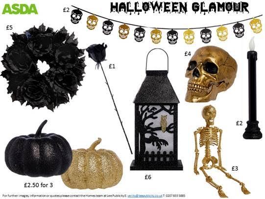 Asda Halloween 2017