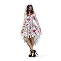 bride Halloween costume wilko