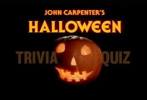 Halloween Movie Trivia Quiz