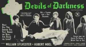 Devils of Darkness (1965) (FULL MOVIE)